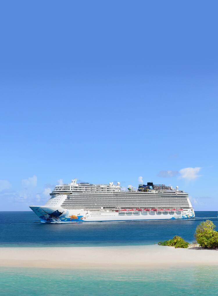 Norwegian's Take All Free | Cruises & Cruise Deals