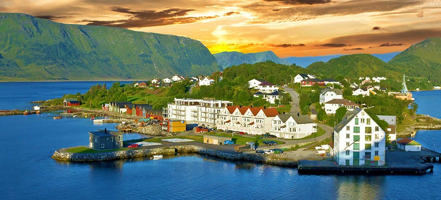 14-Day Iceland, Ireland, & Norway: Mystical Fjords from London (Southampton) - Fly & Cruise