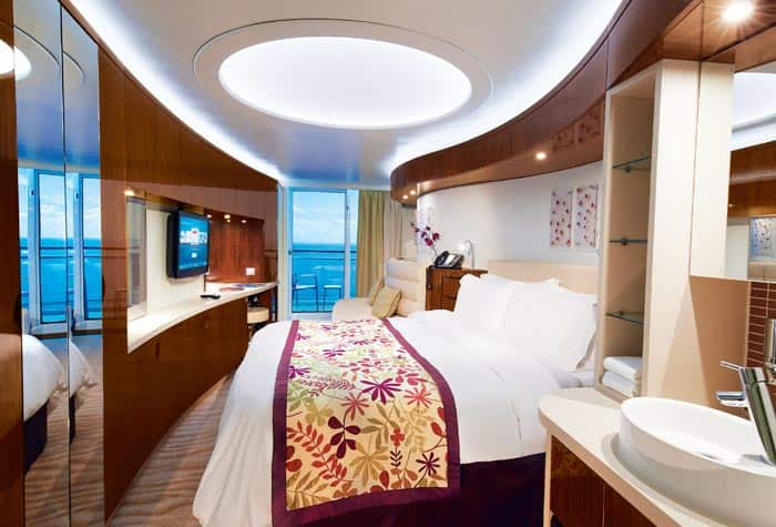 Cruise Accommodations | Public Rooms & Staterooms ...
