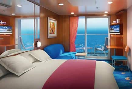 norwegian cruise line epic rooms