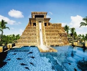 Atlantis Aquaventure - Half Day