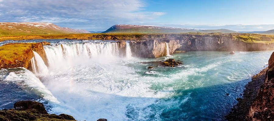 אקורייקי, איסלנד