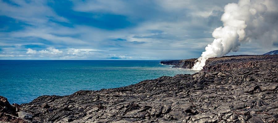 Kilauea Volcano, Hilo
