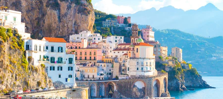 Crociera a Napoli