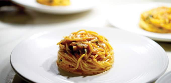 Klassisch italienische Gerichte im Onda by Scarpetta