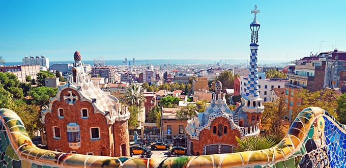 16-Day Transatlantic from Barcelona - Fly & Cruise