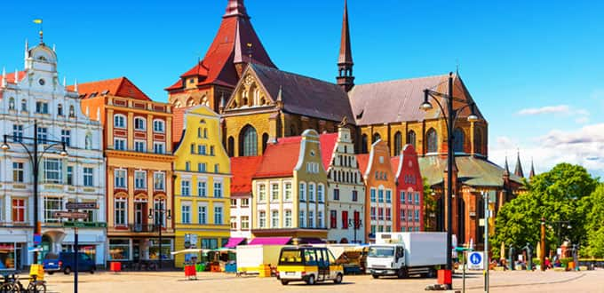 9-Day Scandinavia, Russia & Baltic from Rostock
