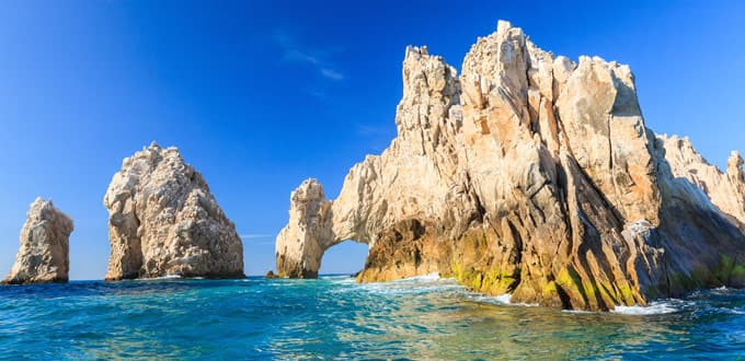 El Arcos in Cabo San Lucas is also known as Land's End