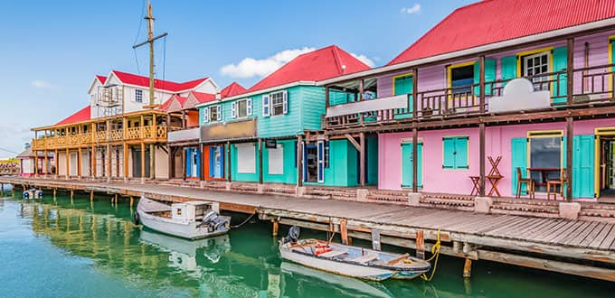10-Day Southern Caribbean from San Juan