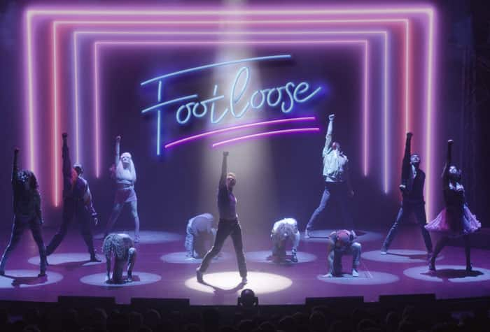 Musical Footloose im Entertainment-Programm der Norwegian Joy