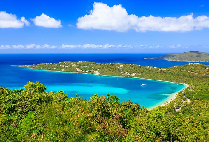 See Magens Bay in St. Thomas