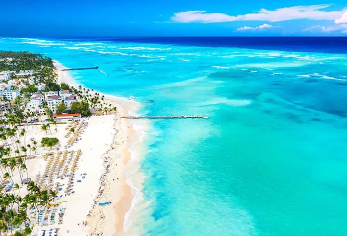 ドミニカ共和国発の東カリブ海クルーズ