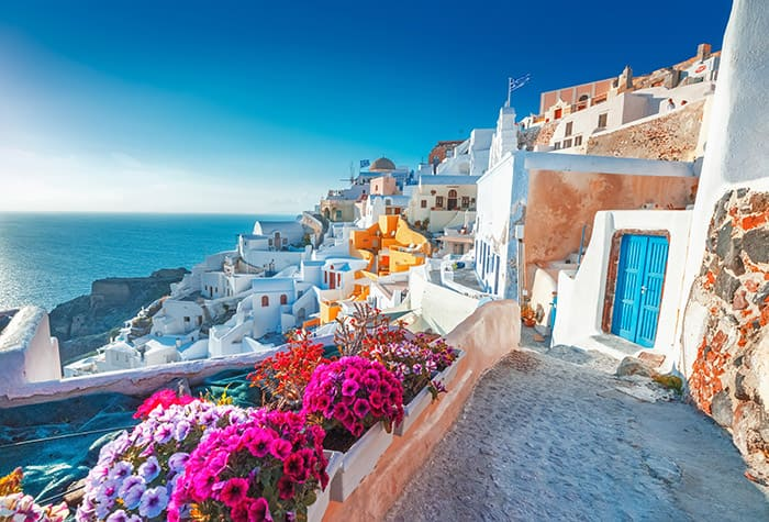 Fall 2021 Greek Isles & Italy Cruises