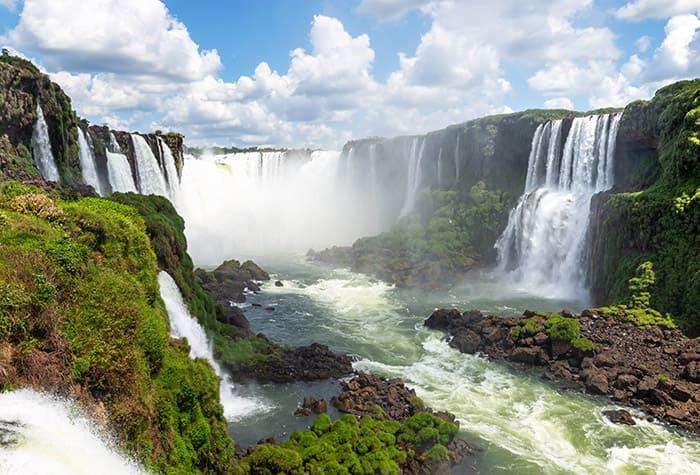טיולי שייט בדרום אמריקה
