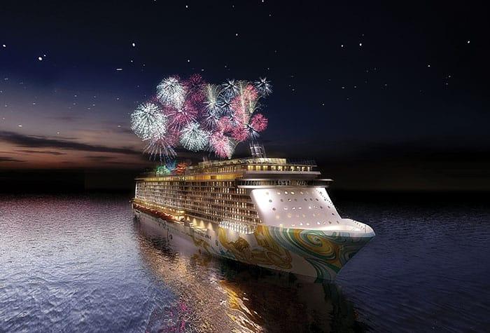 Award-winning ships Norwegian Cruise Line México