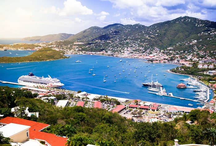 Cruise to St. Thomas USVI