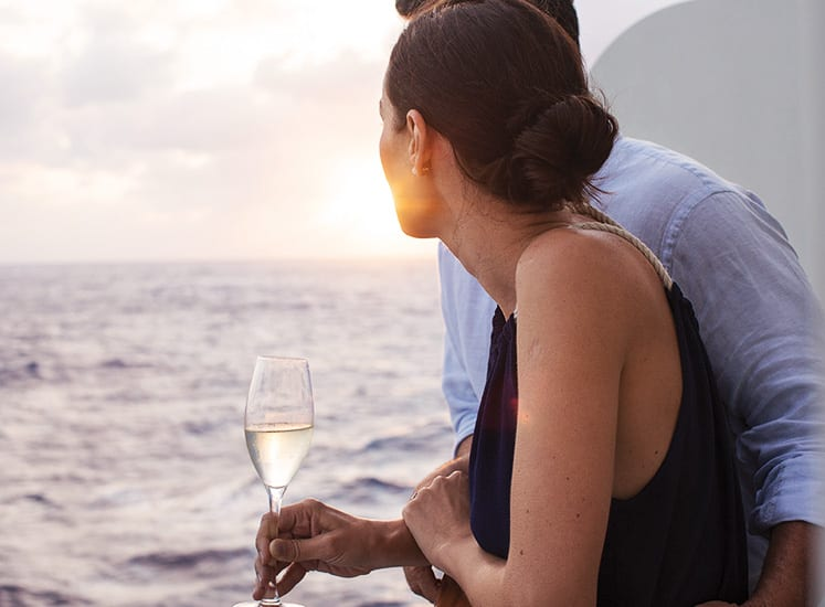 Picking the best stateroom balcony
