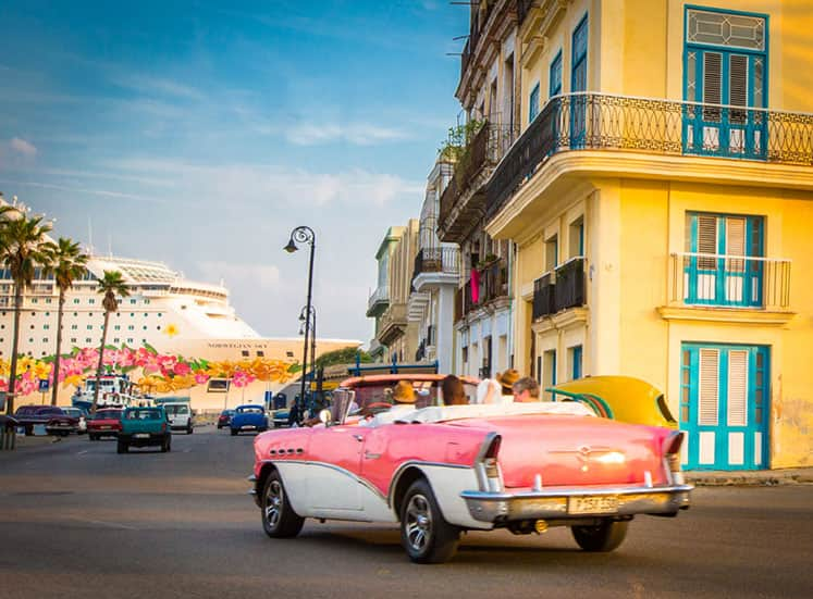 Cuba Cruises from Miami and Port Canaveral