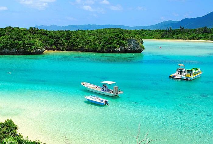 The Beaches of Ishigaki
