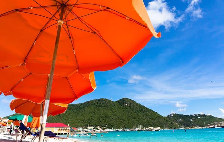Navega a St. Maarten en el Caribe oriental con Norwegian