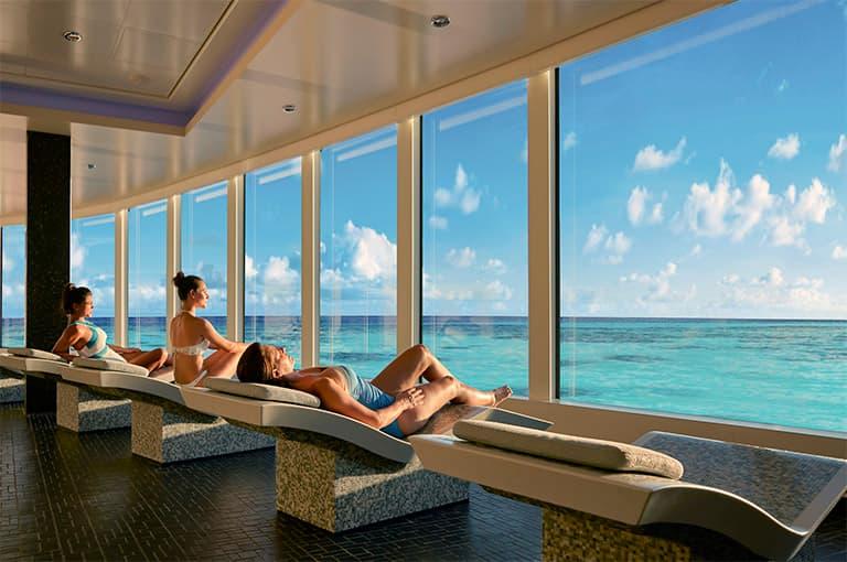 Mandara Cruise Spa Norwegian Line