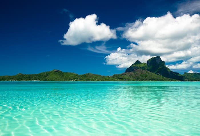 Cruzeiros para Bora Bora, Polinésia Francesa