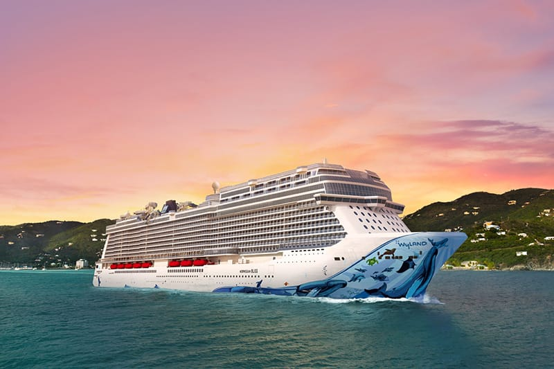 Le Norwegian Bliss partira de New York
