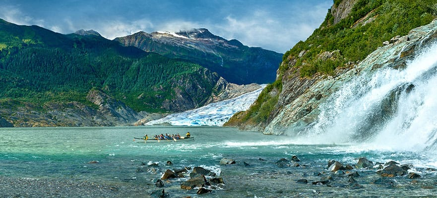10-Day Highlights of Alaska from Seattle - Fly & Cruise