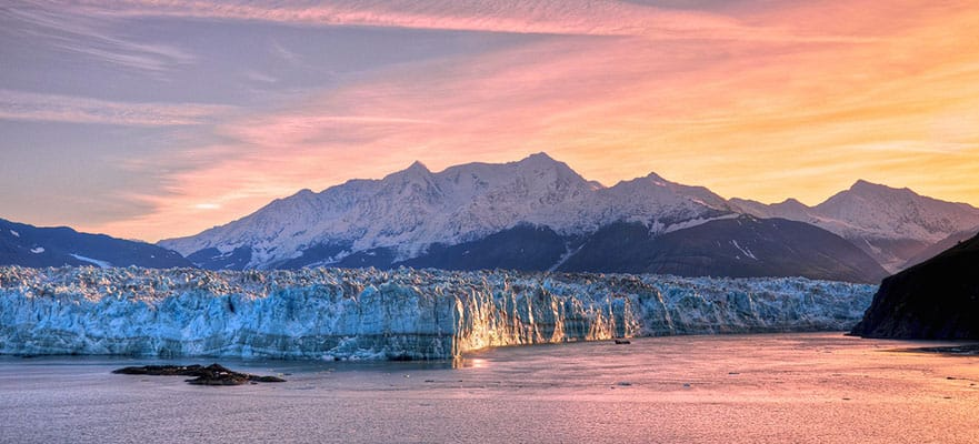 11-Day Ultimate Alaska: Passage through the Glaciers from Seattle - Fly & Cruise