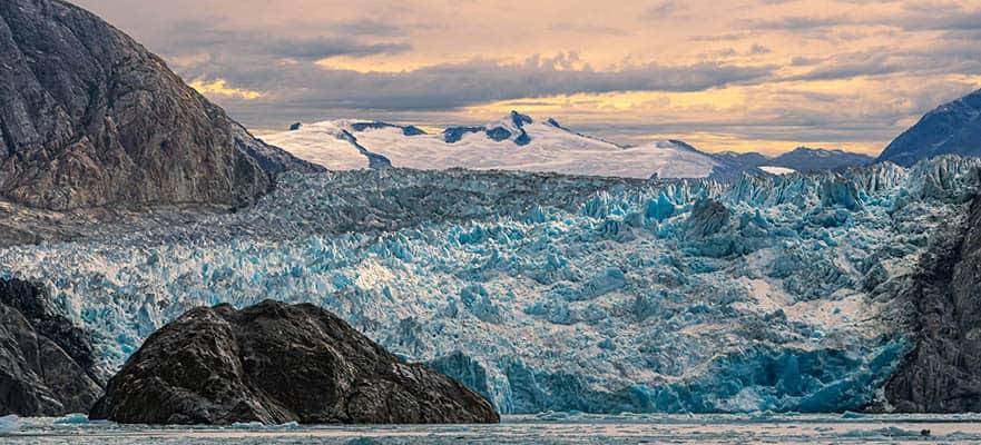 7 Tage Alaska, Hin- und Rückfahrt ab Seattle: Hubbard-Gletscher, Juneau und Ketchikan