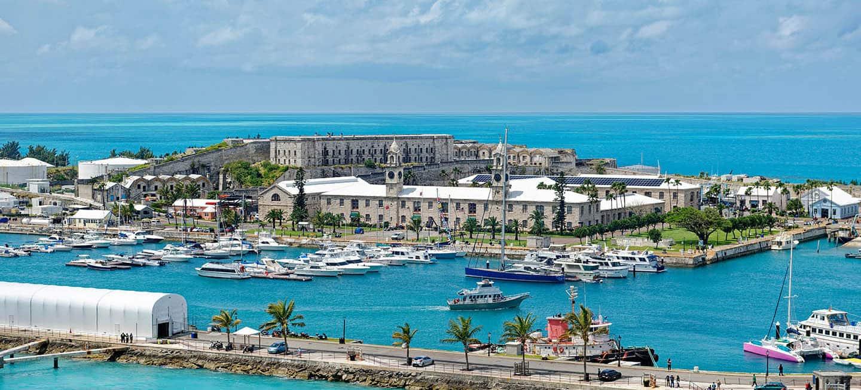Crociera 7 giorni Bermuda da New York:Royal Naval Dockyard e Virginia