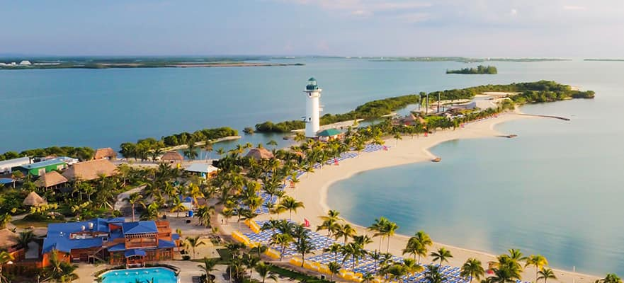 7-Day Western Caribbean from Miami - Fly & Cruise