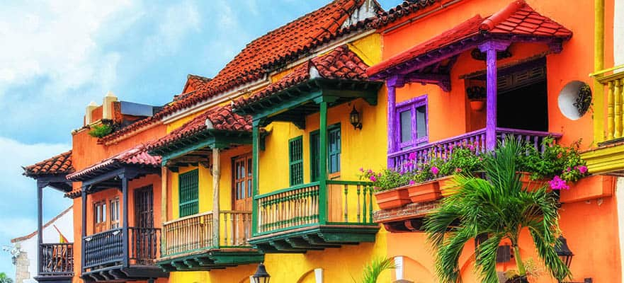 12 Tage Karibik ab Miami: Curaçao, Aruba und Cartagena