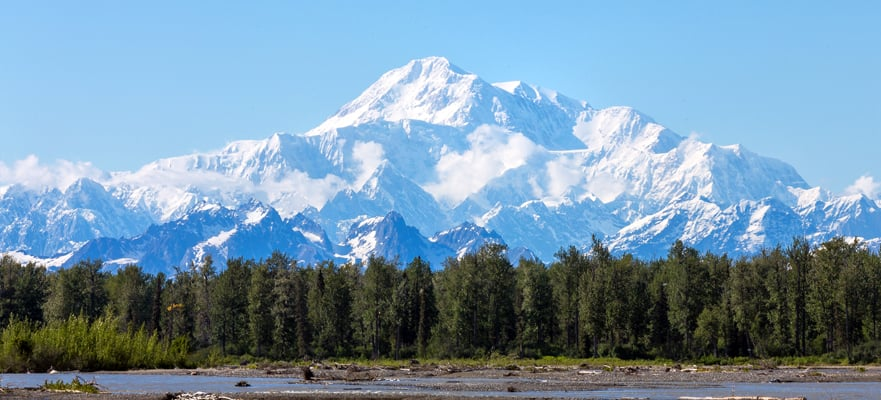 13-Day Denali Talkeetna Explorer - Southbound Cruise Tour