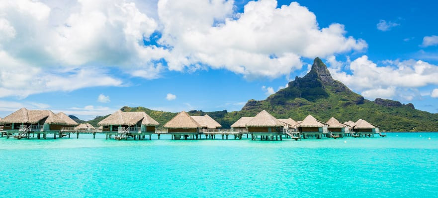 16-Day Fiji & Bora Bora from Papeete