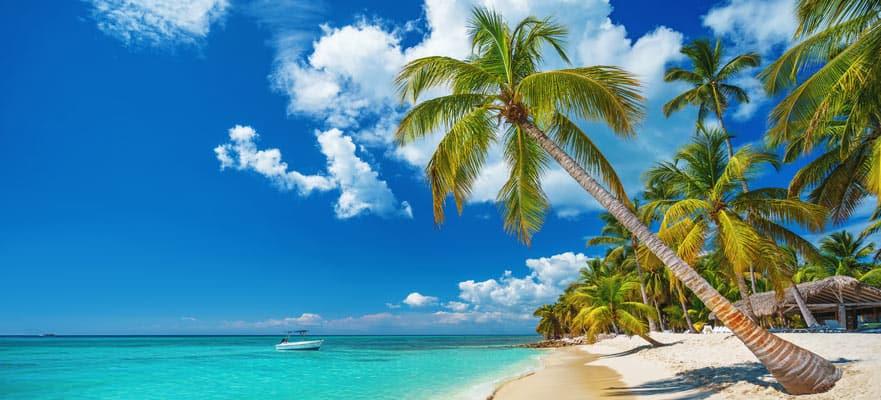 שייט בן14 ימיםהלוך ושוב לאיים הקריביים מטמפה: קוראסאו, ארובה והרפובליקה הדומיניקנית