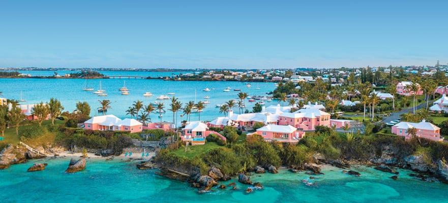 7-Day Bermuda & Atlantic Coast Round-trip New York