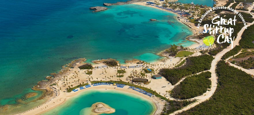 3-Day Bahamas Round-trip Miami: Great Stirrup Cay & Key West