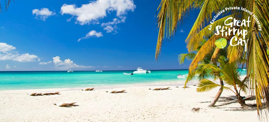 4-Day Bahamas Round-trip Miami: Great Stirrup Cay, Nassau & Grand Bahama Island - Fly & Cruise