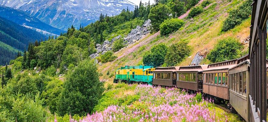 7 Tage Alaska ab Seattle, Hin- und Rückfahrt: Glacier Bay, Skagway und Juneau