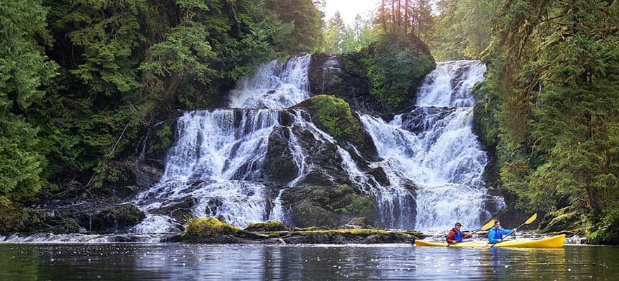 7-Day Alaska Round-Trip Seattle: Glacier Bay, Skagway & Juneau
