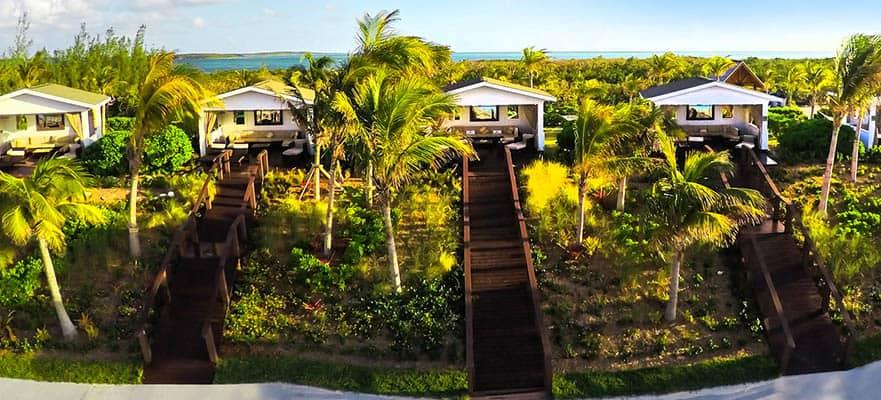 Viaje de ida y vuelta a las Bahamas desde Miami:Great Stirrup Cay y Cayo Hueso,3 días