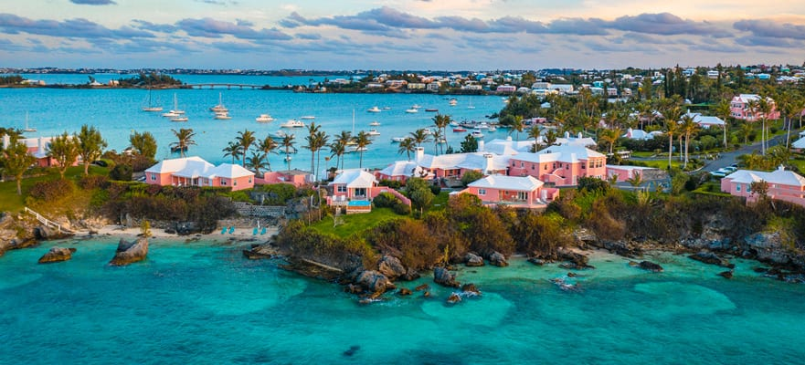 7-Day Bermuda Round-trip Boston
