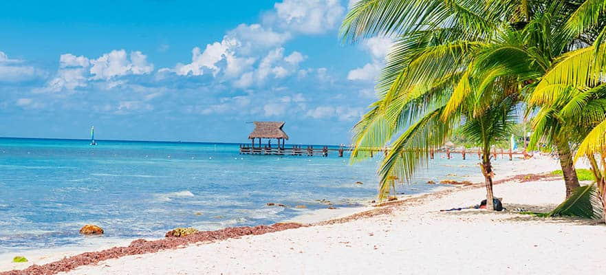 El Caribe, viaje de ida y vuelta desde Nueva Orleans: Cozumel, Roatán y Jamaica, 9 días