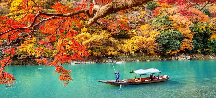 9-Day Asia: Highlights of Japan in Autumn from Tokyo (Yokohama)