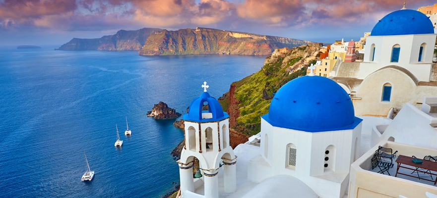 10-Day Greek Isles & Italy from Athens (Piraeus)