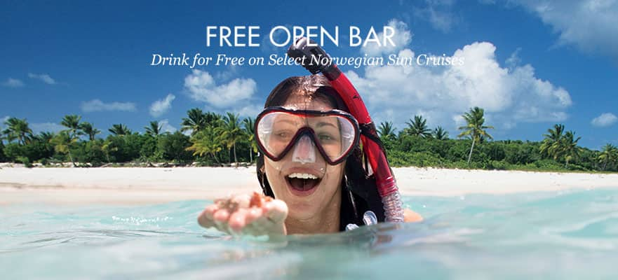 3-Day Bahamas from Orlando (Port Canaveral): Free Open Bar