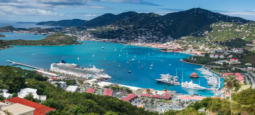 7-Day Southern Caribbean from San Juan