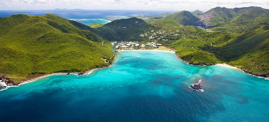 Crucero al Caribe desde Punta Cana (La Romana): San Martín, Santa Lucía y Barbados,7 días