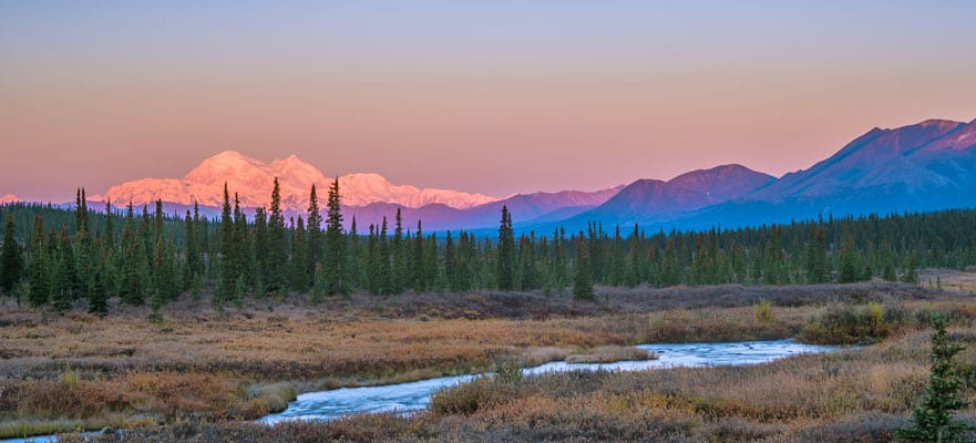 Denali/Fairbanks